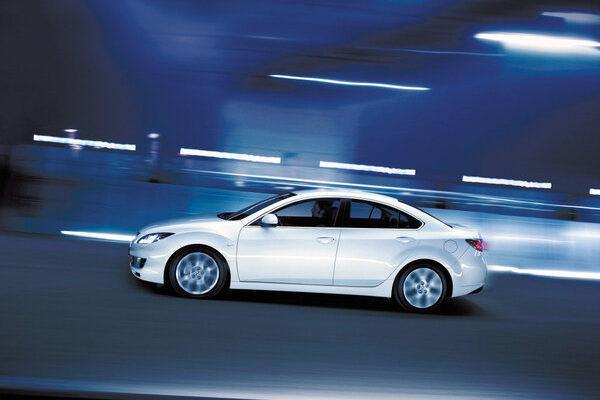 Оснащение Mazda 6 GH